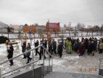 В Бриньковской отметили престольный праздник