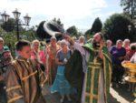 Обретение мощей преподобного Серафима Саровского- престольный праздник храма станицы Бриньковской